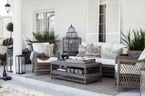 outdoor patio set