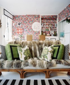 green living room pillows couch
