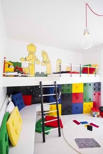 lego boys room