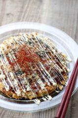 Found on en.cookpad.com Fluffy and Creamy Okonomiyaki