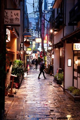 Osaka, Japan by kahle1bd on Flickr