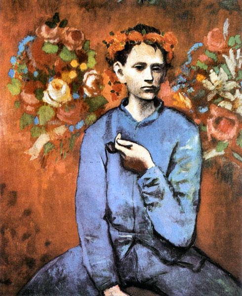 #H5ART // Picasso Rose Period   H5 Decor Blog