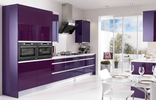 Marvelous #H5TRENDS // High Gloss Kitchens | H5 Decor Blog Part 19