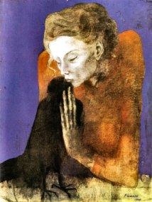 woman-crow